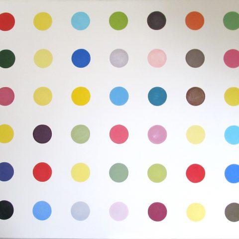 Spots (after Damien Hirst)